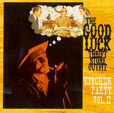 Good Luck Thrift Store Kitchen Party